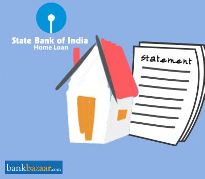 sbi housing loan statement sbi home loan queries avie home