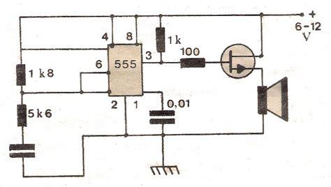 Alarm Tikus Rangkaian Pengusir Tikus Gambar Skema Rangkaian Elektronika