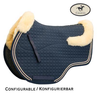 mattes lammfell schabracke mattes eurofit saddle cloth with sheepskin pad and edge