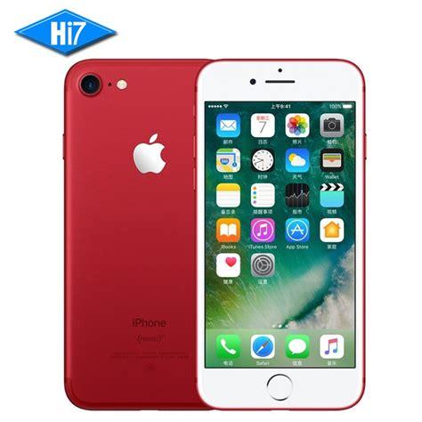 new original apple iphone 7 7 plus mobile phone 2gb 3gb ram 128gb 256gb rom ios 10 12 0mp