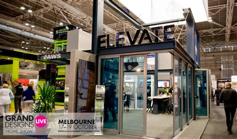 grand design home show melbourne elevate grand designs