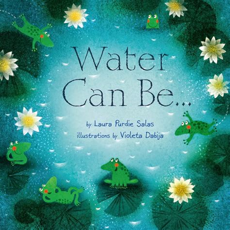 water from my a novel bookish ways in math and science thematic book list