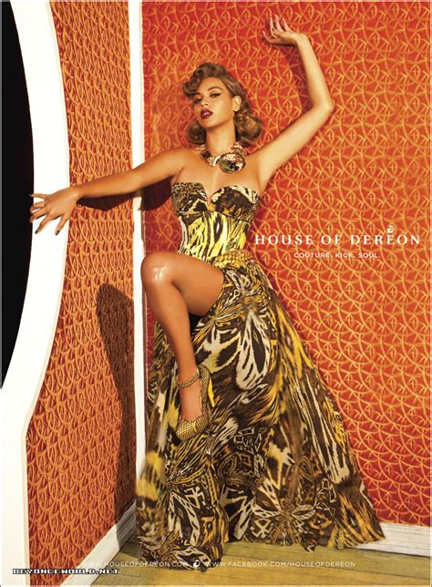 house of dereon house of dereon fall 2010 collection beyonce photo 14638154 fanpop