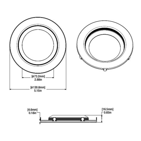 snap on decorative recessed light covers snap on decorative recessed light covers perfect bay