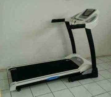 Treadmill Elektrik 3 Fungsi Sn 1029 Treadmil Elektric treadmill elektrik 3in1 alat olahraga pull up and belt