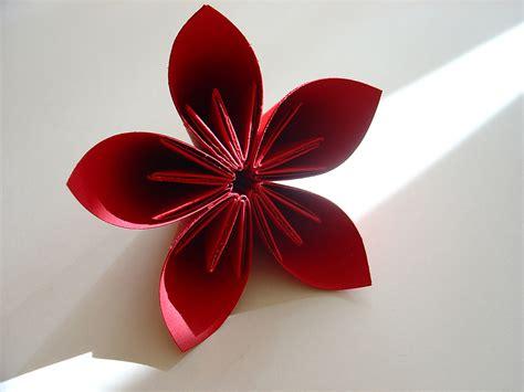 Flor Origami - flor de origami enroscando car interior design
