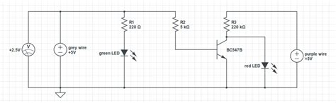 why does transistor get how to use a npn transistor to get status leds for an atx power supply electrical engineering