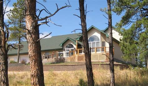 Rapid City Cabins For Rent by Rapid City Vacation Rental Vrbo 368966ha 4 Br Black