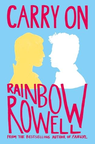 carry this book carry on by rainbow rowell reviews discussion