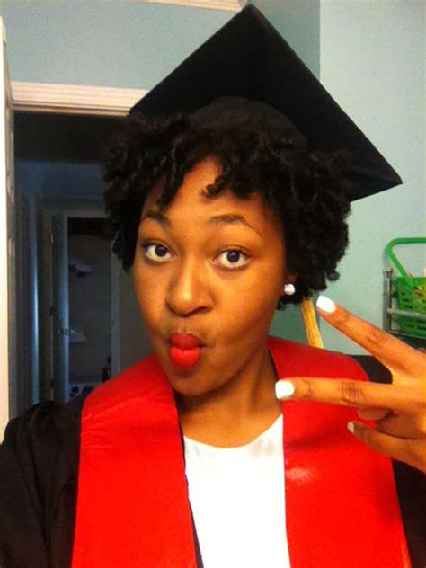 natural hairstyles for graduation pictures pinterest the world s catalog of ideas