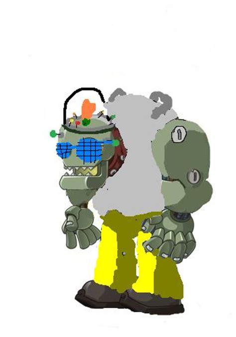 image zombot jpg plants vs zombies character creator zombot boogie tron plants vs zombies character creator
