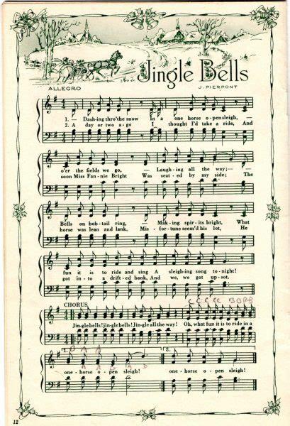 free printable vintage christmas sheet music remodelaholic 25 free printable vintage christmas sheet