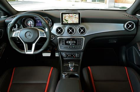 2014 mercedes cla45 amg drive photo gallery motor trend