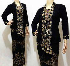 Setelan Kebaya Kutubaru Free Belt Rok Lilit Kemeja Batik 30 model baju batik terbaru untuk wanita modis modern