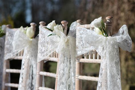 lace chair sashes east linen chair covers with organza sash in newcastle and