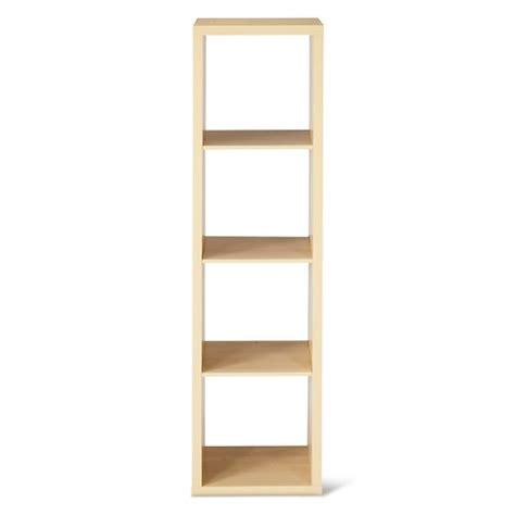 4 cube vertical organizer shelf 13 quot threshold target