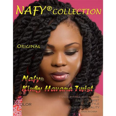 havana twist with nappy annie nafy collection kinky havana twist hair hattach 233 beauty