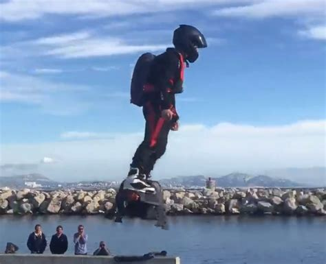 Is In The Air by More Of The Amazing Flyboard Air In