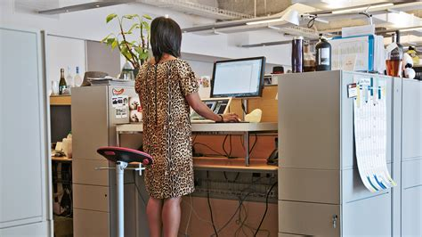 Why Use A Standing Desk by Year At A Standing Desk And Why I Ll Never Go Back