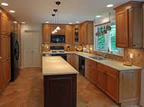 Small Kitchen Floor Ideas Flooring Ideas For Small Kitchens Kitchentoday