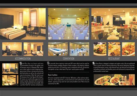 hotel puri ayu denpasar bali city hotel for mice brochure