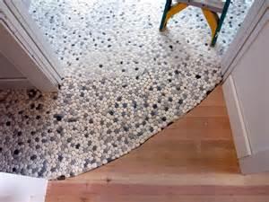 gio gio design pebble tile flooring