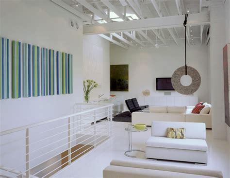 industrial loft decor industrial loft design in white