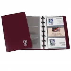business card holder binder binder builder business card holder junior brg 71534