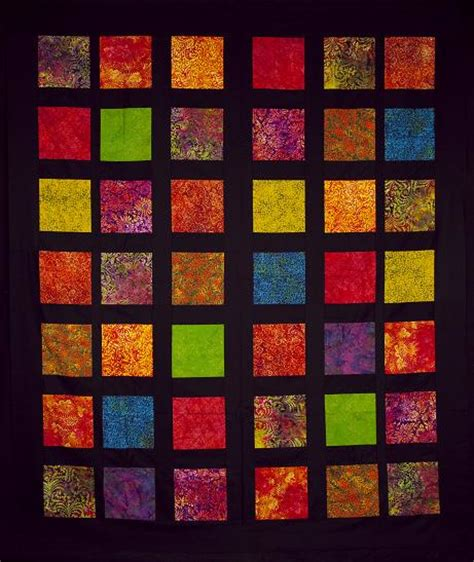 Basic Quilt Designs by The Free Motion Quilting Project Quilt Along 15 Sharp