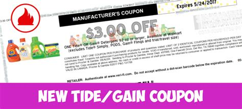 printable gain coupons tide laundry detergent coupon 2017 2018 best cars reviews