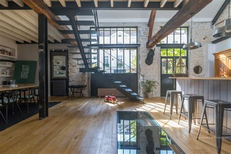 loft modern former stable near converted into a modern