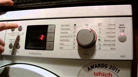 Bosch Waschmaschine Avantixx 7 3202 by Bosch Logixx Washing Machine How To Change Beeper And