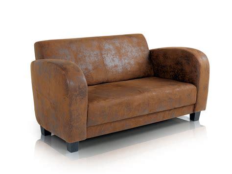 anto sofa 2 sitzer gobi braun