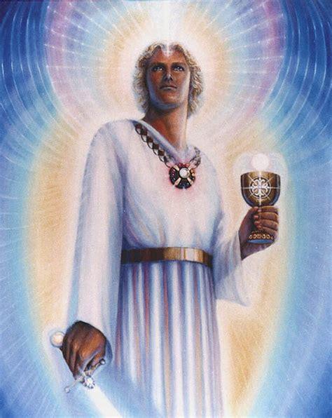 Archangel Michael The Mystic Circle Archangel Michael