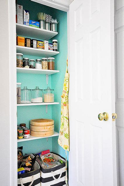 Martha Stewart Pantry List by 17 Best Ideas About Small Pantry Closet On
