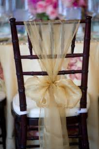 chair ribbons wedding chair decoration ideas decoration