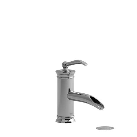 open spout bathroom faucet altitude asop01 single hole lavatory open spout faucet