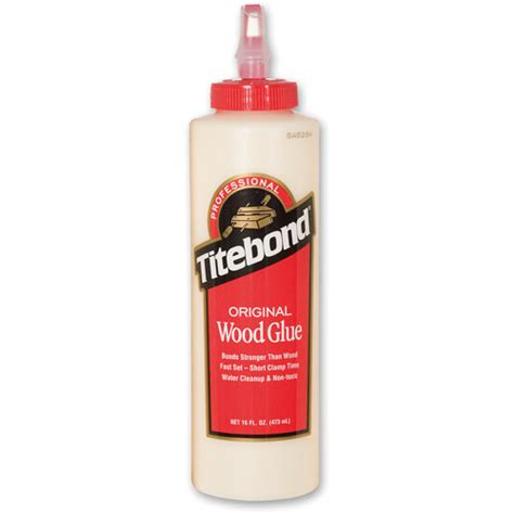 woodworking glues titebond original wood glue 16oz southdale tool supply