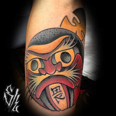 Tattoo Old School Japanese | arm old school japanese tattoo by sketchy lawyer