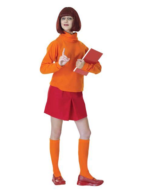 scooby doo costume scooby doo velma costume 16500 fancy dress