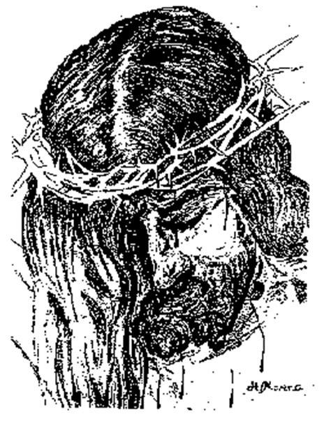 imagenes en blanco y negro de jesucristo jesus en blanco y negro taringa