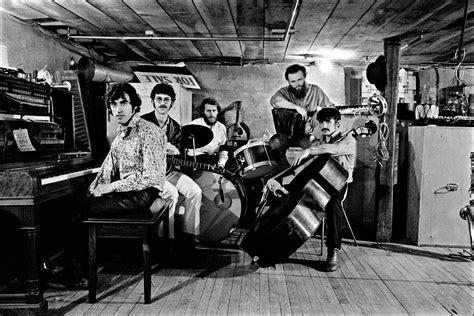 paddle8 the band woodstock ny 1969 rick s basement