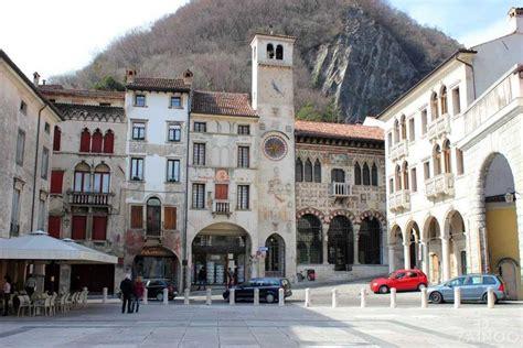 veneto treviso vittorio veneto picturesque town of treviso