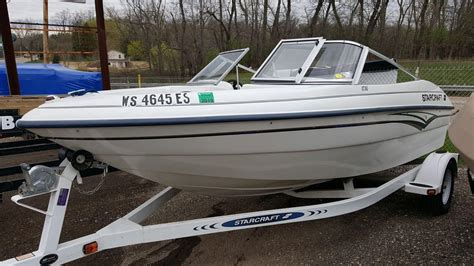 starcraft boats for sale used used runabout starcraft boats for sale boats