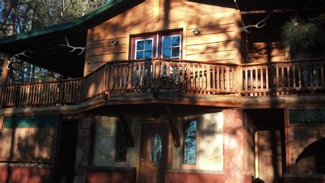 Cabins For Rent In Pinetop Az by Ponderosa Cabin Rental White Mountain Cabin Rentals
