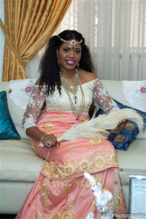 brides maid on yellow from bellanaija bellanaija bride uju photography by mgbolise kevin for