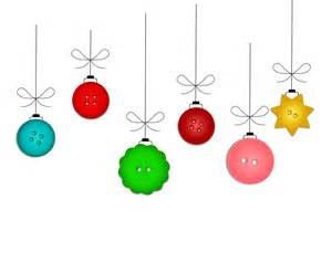 clipart christmas buttons