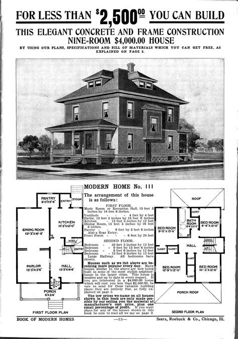 four square house plans what s an american foursquare brass light gallery s blog
