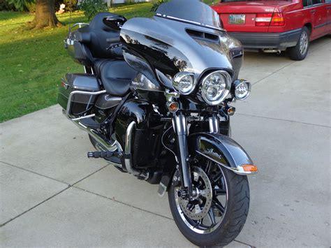 Harley Davidson Grey 2014 harley davidson limited flhtk black gray