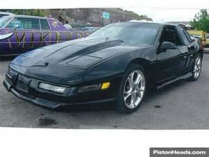 Pontiac Fiero V8 View